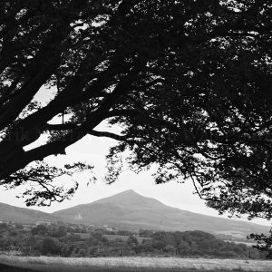 sugar loaf 1983 B & W no boarder