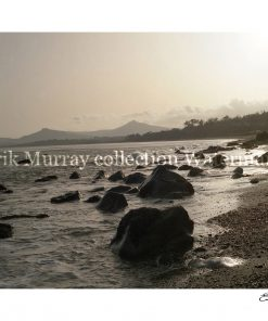 Killiney Beach with boarder & signature