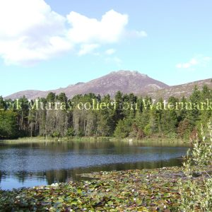 Mourne Mountains no boarder