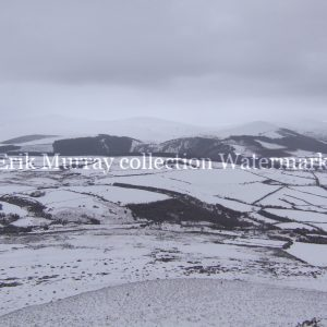 Wicklow Mountains Snow 2010 (Image 6) no boarder