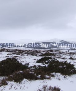 Wicklow Mountains Snow 2010 (Image 7) no boarder
