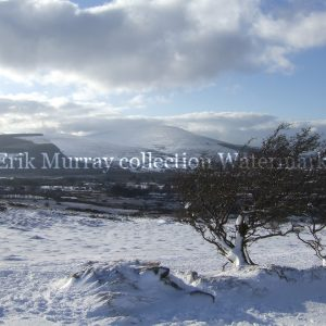 Wicklow Mountains Snow Jan 2010 (Image 3) no boarder